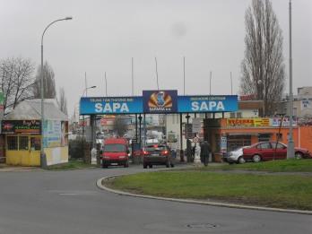 Sapa Entrance Gate